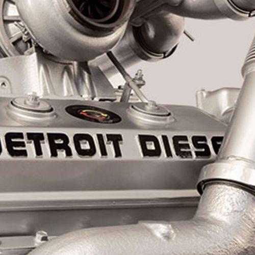 MTU Detroit Diesel