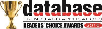 DBTA Readers Choice best change data capture
