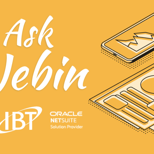 Ask Jebin – Understanding your NetSuite Licensing